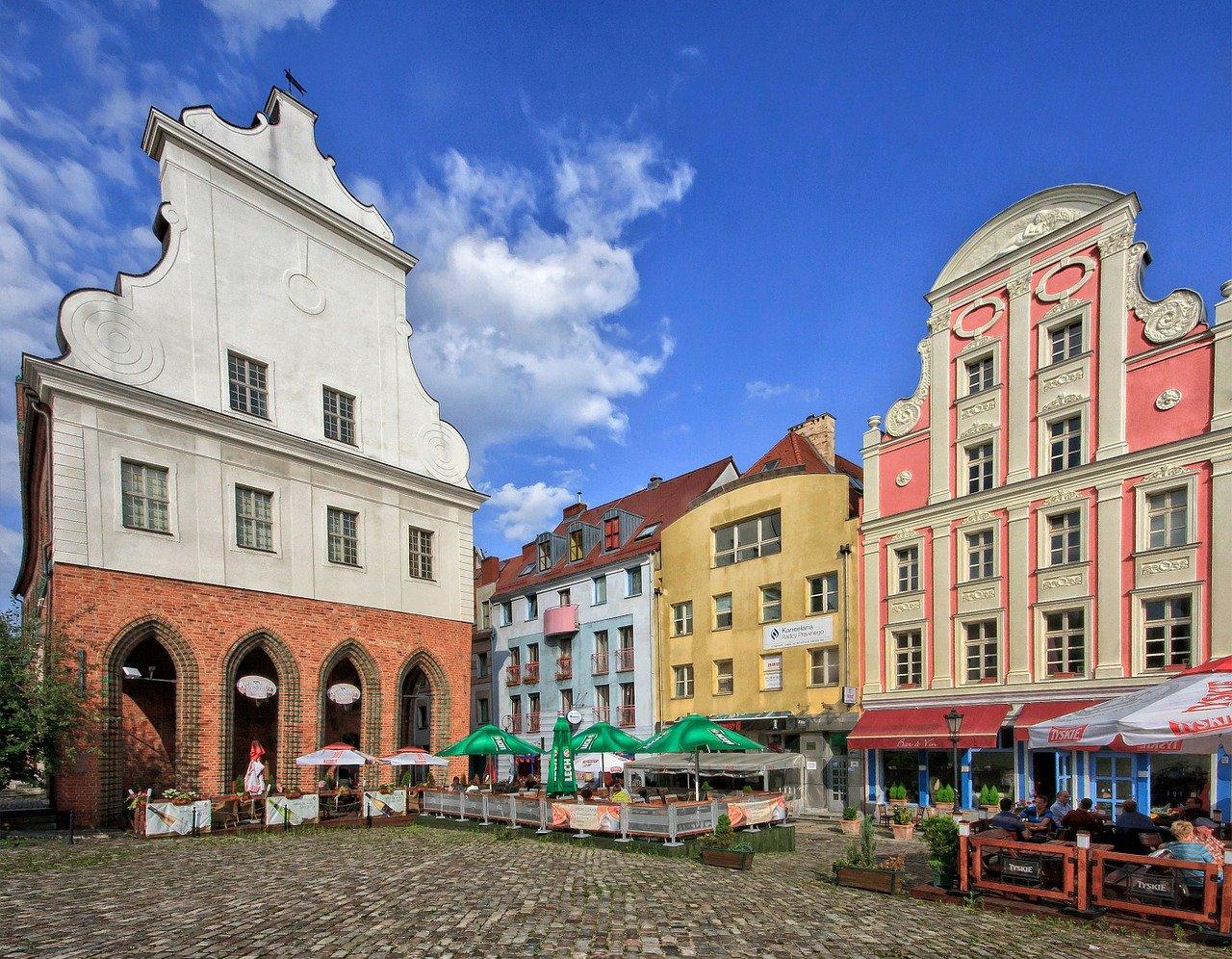 Odkryj piękny Szczecin